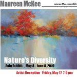 Artist Reception : Maureen McKee