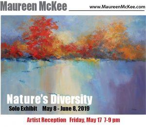 Maureen McKee: Nature's Diversity