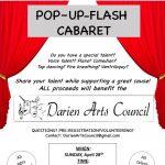 Pop-Up-Flash Cabaret