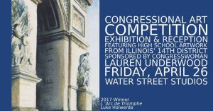 Congressional Art Competition Exhibition and Recep...