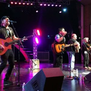 Concerts on the Commons: Kaleidoscope Eyes—Acoustic Beatles tribute band