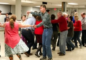Old Time Barn Dance at Two Way Street Coffee House