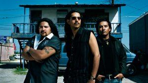 ROCK 'N WHEELS: Los Lonely Boys