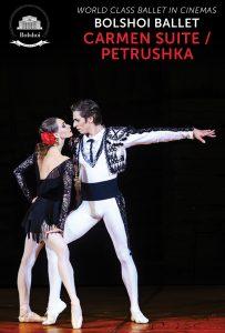 Bolshoi Ballet  Carmen Suite/Petrushka
