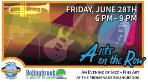 Arts On the Row: An Evening of Jazz & Fine Art...
