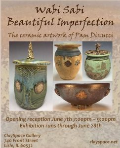 Opening Reception:  Wabi Sabi: Beautiful Imperfect...