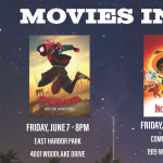 Movie in the Park- Spiderman- Into the Spiderverse