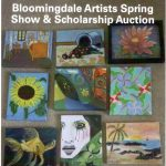 Bloomingdale Artists Spring Show and Scholarship Auction