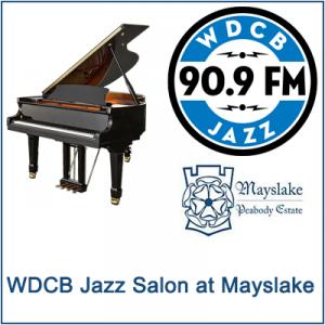 WDCB Jazz Salon at Mayslake: Holiday Concert