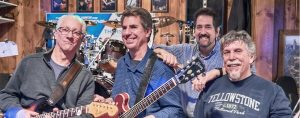Lombard's Cruise Nights and Summer Concerts Series: Lake Effect Band