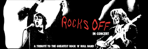 Lombard's Cruise Nights and Summer Concerts Series: Rocks Off
