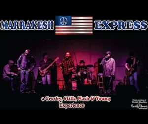 ROCK 'N WHEELS - REMEMBERING WOODSTOCK: MARRAKESH EXPRESS