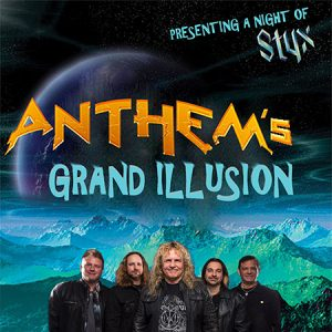 ROCK 'N WHEELS: Anthem's Grand Illusion