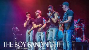 2019 Summer Concert Series: Boy Band Night