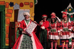 Mrs. Claus! A Holiday Musical
