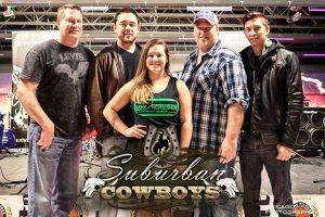 Summer Concert: Suburban Cowboys
