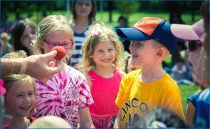 Children's Lunch Hour Entertainment: Frontier Park