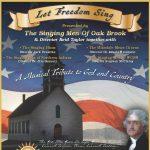 The Singing Men of Oak Brook: Let Freedom Sing