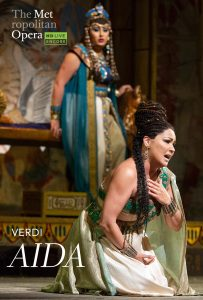 The Met: Live in HD  Aida