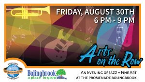 Arts On the Row: Featuring Blues Jazz by the Broth...