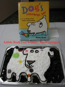 Clarendon Hills Hosts Edible Book Contest