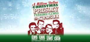 A Million Dollar Christmas: Presley, Perkins, Lewis & Cash