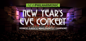New Philharmonic Presents: New Year's Eve Concert