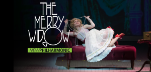 New Philharmonic Presents: The Merry Widow by Franz Lehar