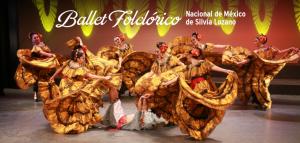 Ballet Folclórico Nacional de México de Silvia L...