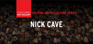 Visiting Artist Lecture Series: Nick Cave