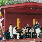 Tuesday, July 16, 7 to 9 PM--Reunion Jazz Orchestra in Concert at the Gazebo
