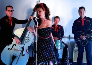Westmont Summer Concert Series: Rosie & the Rivets