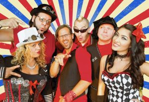 Concerts on the Village Green: Libido Funk Circus