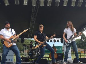 Darien Concerts in the Park: Ethan Bell Band