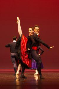 Alma Dance School Pre-professional Division Audition