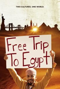 Free Trip to Egypt Two Cultures. One World.