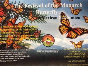 The Festival of the Monarch Butterfly: A Mexican Celebration