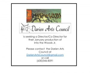 Director/Co-Director Needed