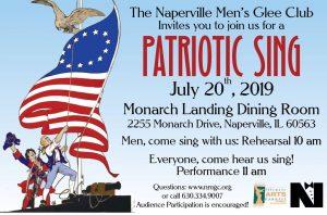 Naperville Men's Glee Club - Men's Patriotic Open ...