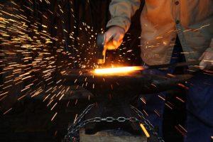 Blacksmithing Demonstrations