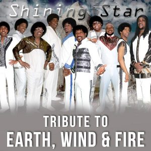 Earth, Wind, and Fire Nite with Shining Star