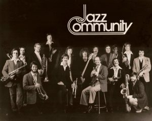 The Jazz Community Jazz Band