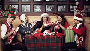 The Second City's Holiday Revue
