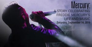 """Mercury: A Story Celebrating Freddie Mercury's Life and Music"""