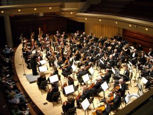 "DuPage Symphony Orchestra ""European Explorations"""