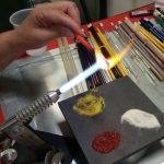 Introduction to Lampwork Glass Beadmaking Workshop