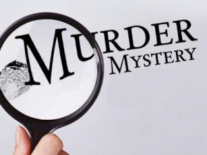 Friends of the Villa Park Library Murder Mystery Play Auditions