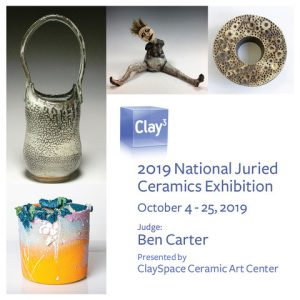 Clay Cubed Ceramic Exhibition