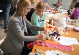 Doll Dress Workshop