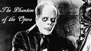 Phantom of the Opera with Live Organ